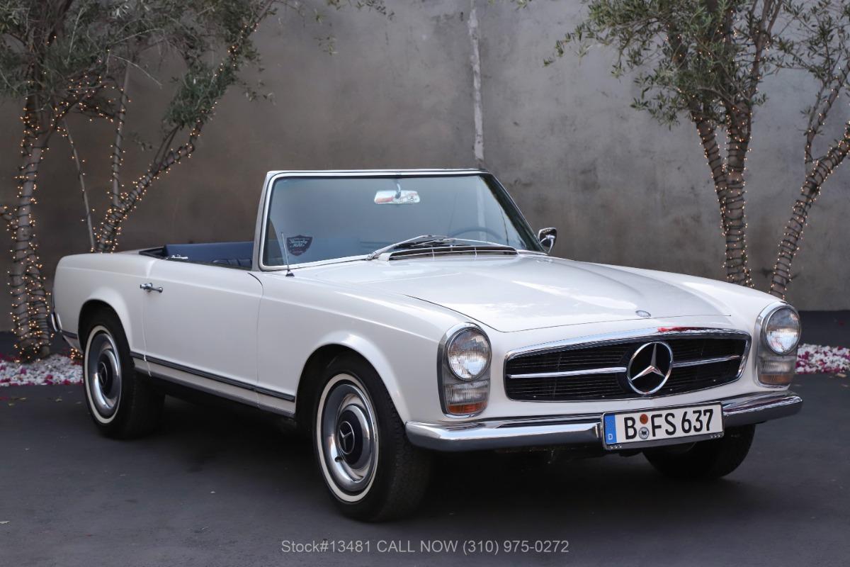 1967 Mercedes-Benz 250SL California Special