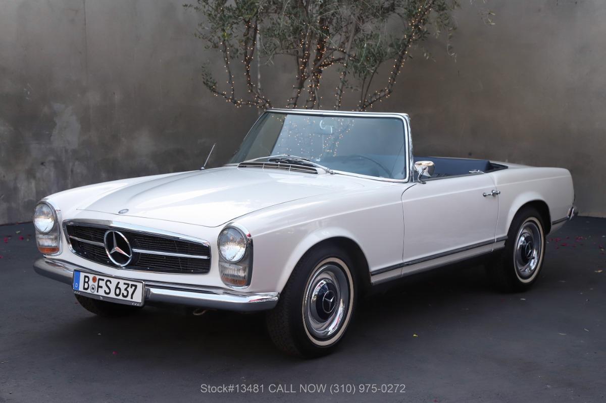 Used 1967 Mercedes-Benz 250SL California Special   Los Angeles, CA