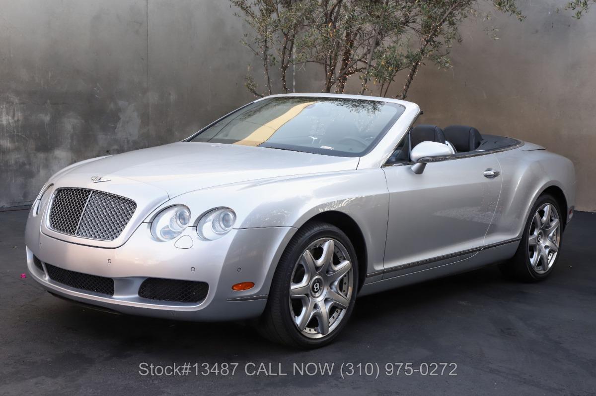 Used 2008 Bentley GTC Convertible | Los Angeles, CA