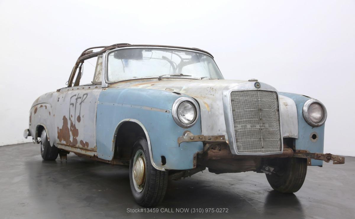 1959 Mercedes-Benz 220S Cabriolet
