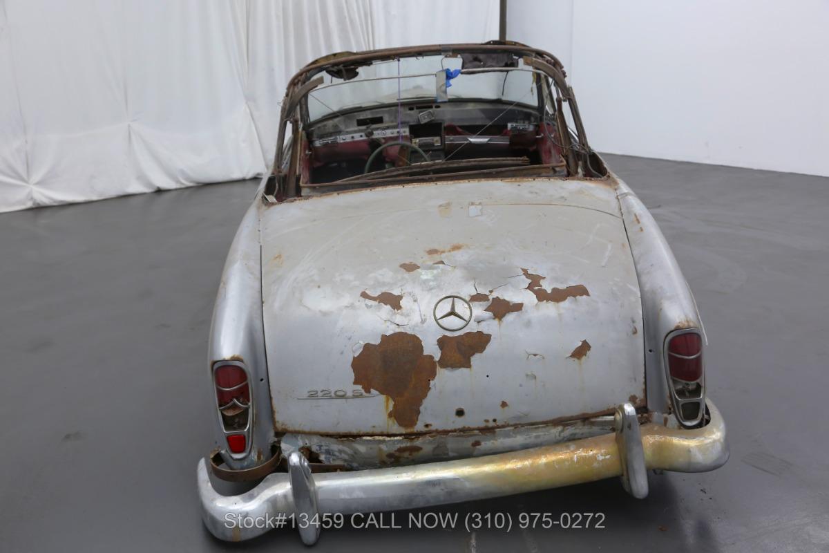 Used 1959 Mercedes-Benz 220S Cabriolet   Los Angeles, CA