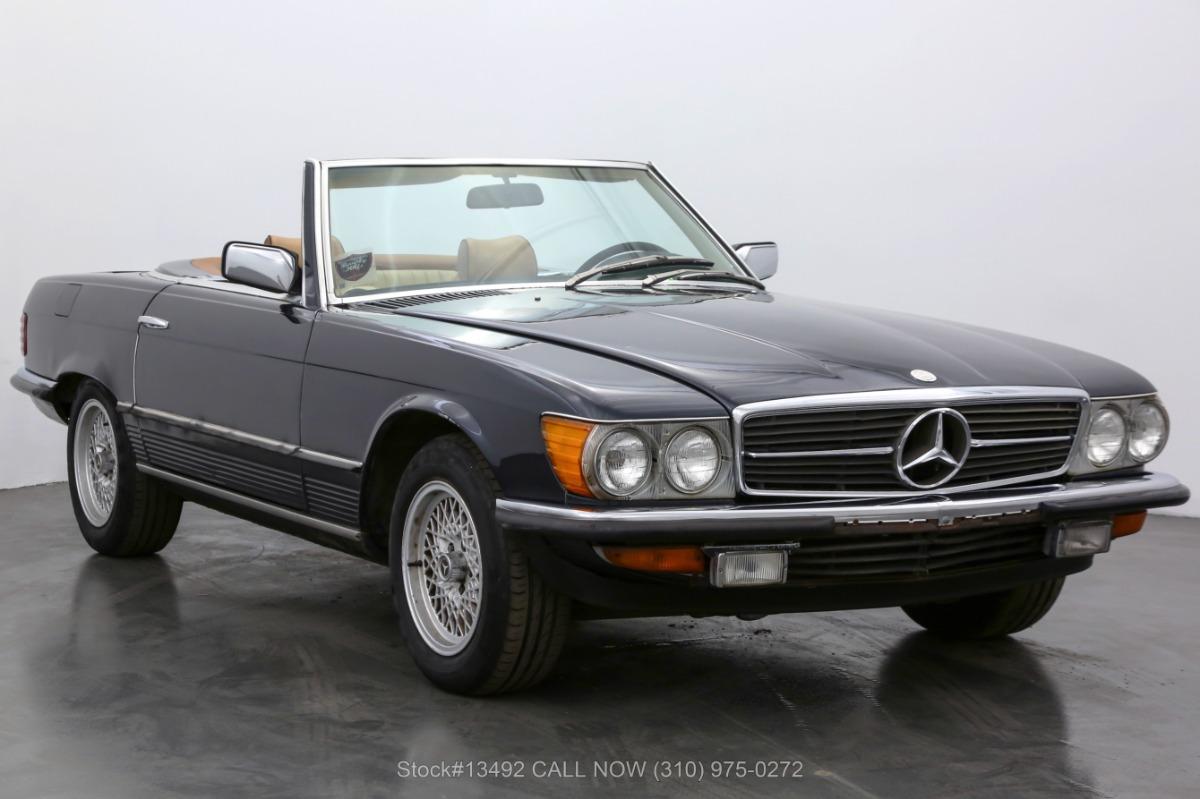 1976 Mercedes-Benz 280SL 4-Speed