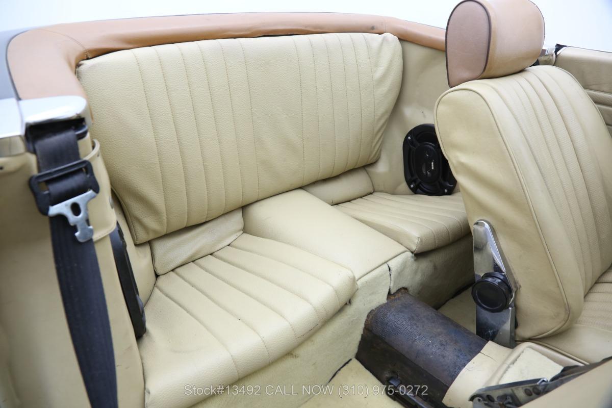 Used 1976 Mercedes-Benz 280SL 4-Speed    Los Angeles, CA