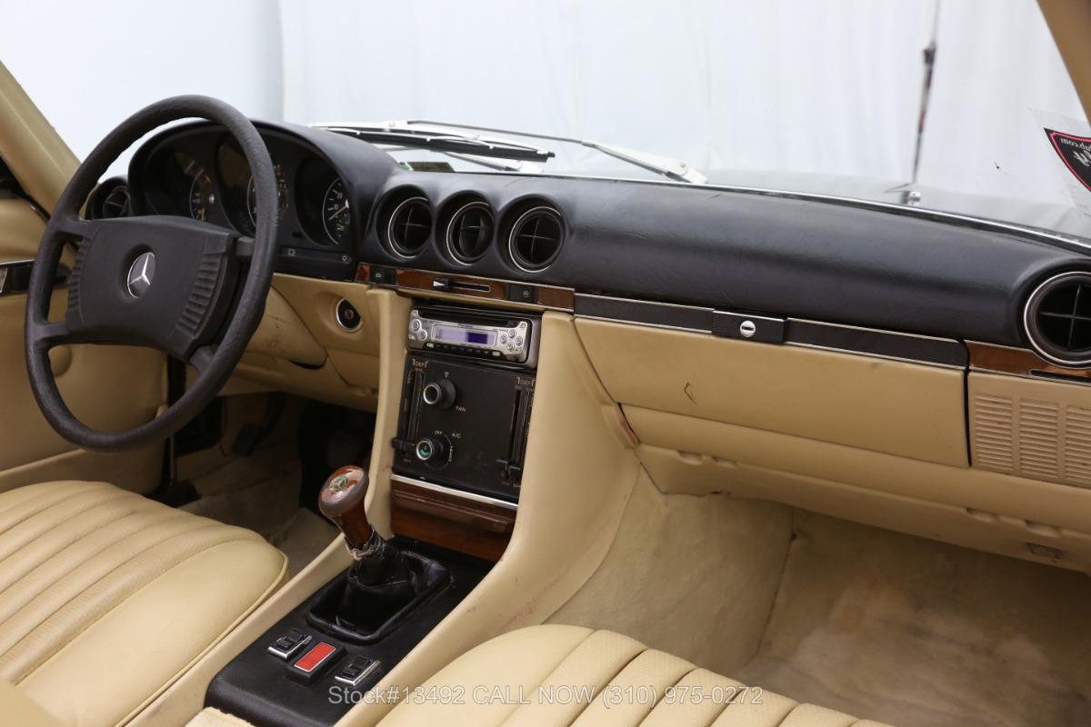Used 1976 Mercedes-Benz 280SL 4-Speed  | Los Angeles, CA