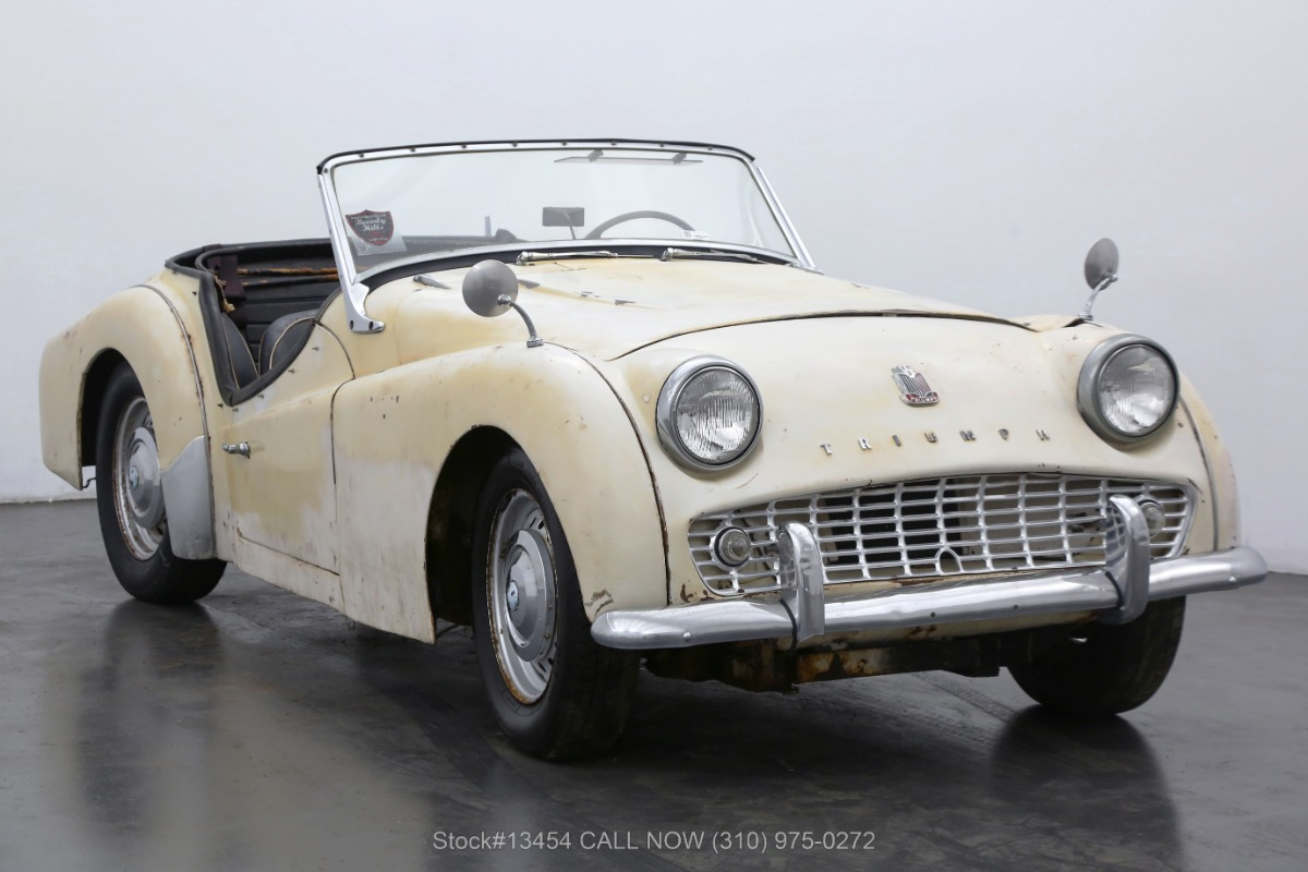 Used 1964 Triumph TR3  | Los Angeles, CA