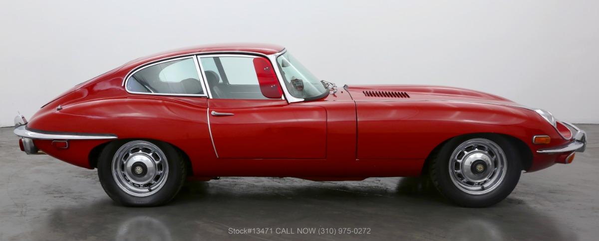 Used 1969 Jaguar XKE Fixed Head Coupe | Los Angeles, CA