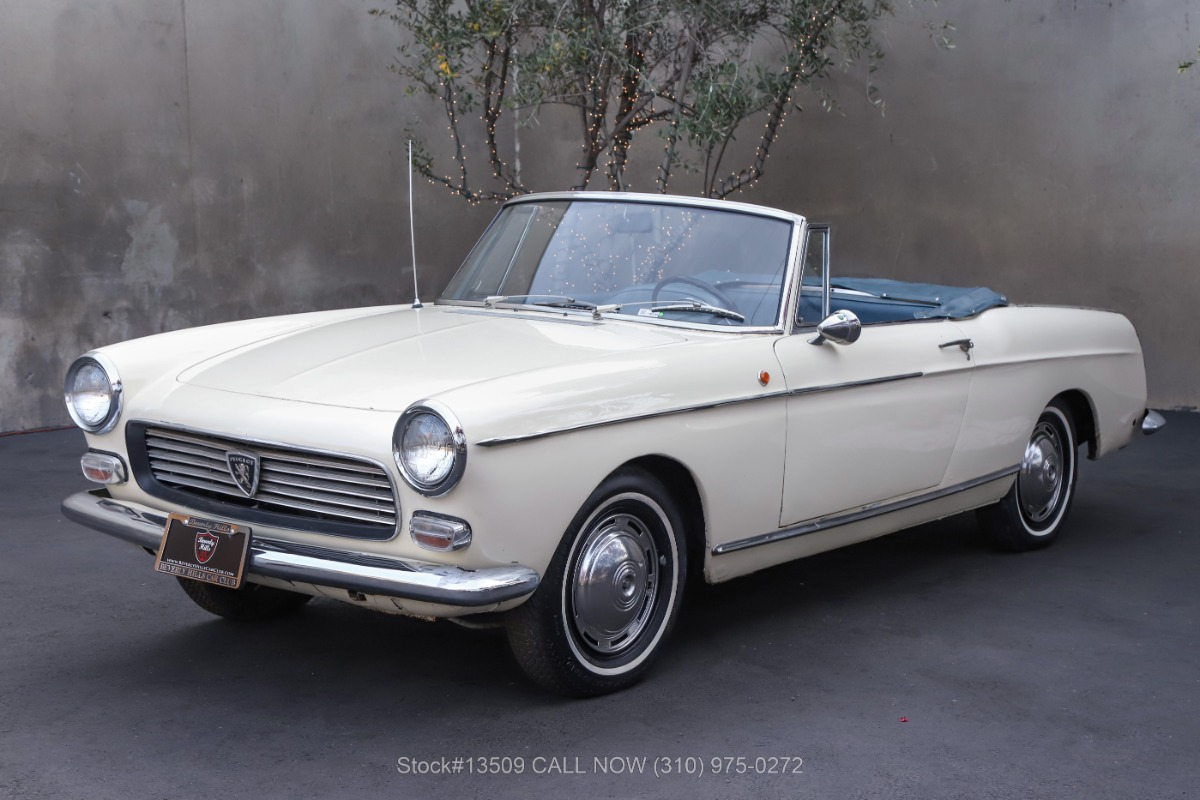 Used 1966 Peugeot 404 Convertible | Los Angeles, CA