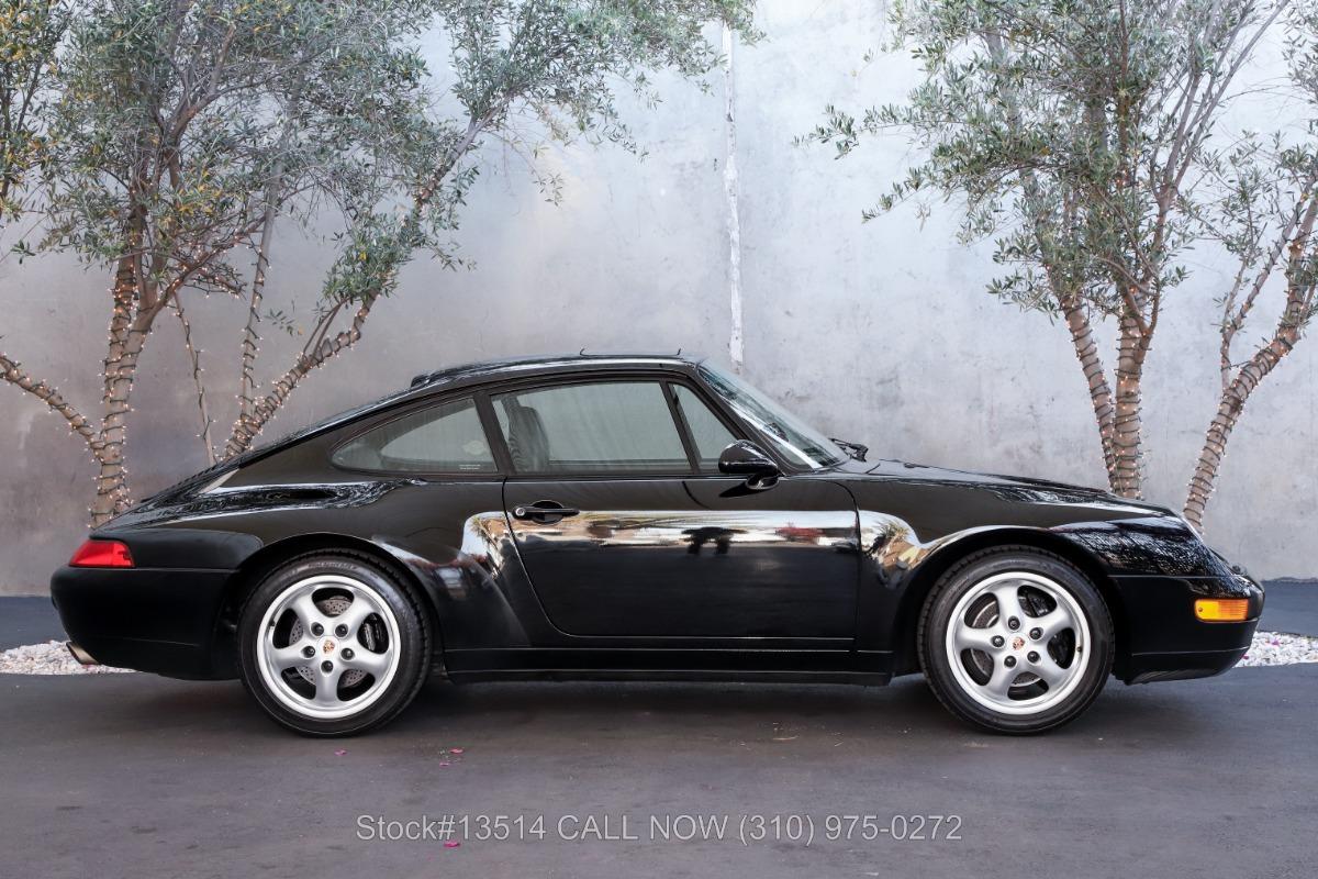 Used 1996 Porsche 993 Carrera Coupe   Los Angeles, CA