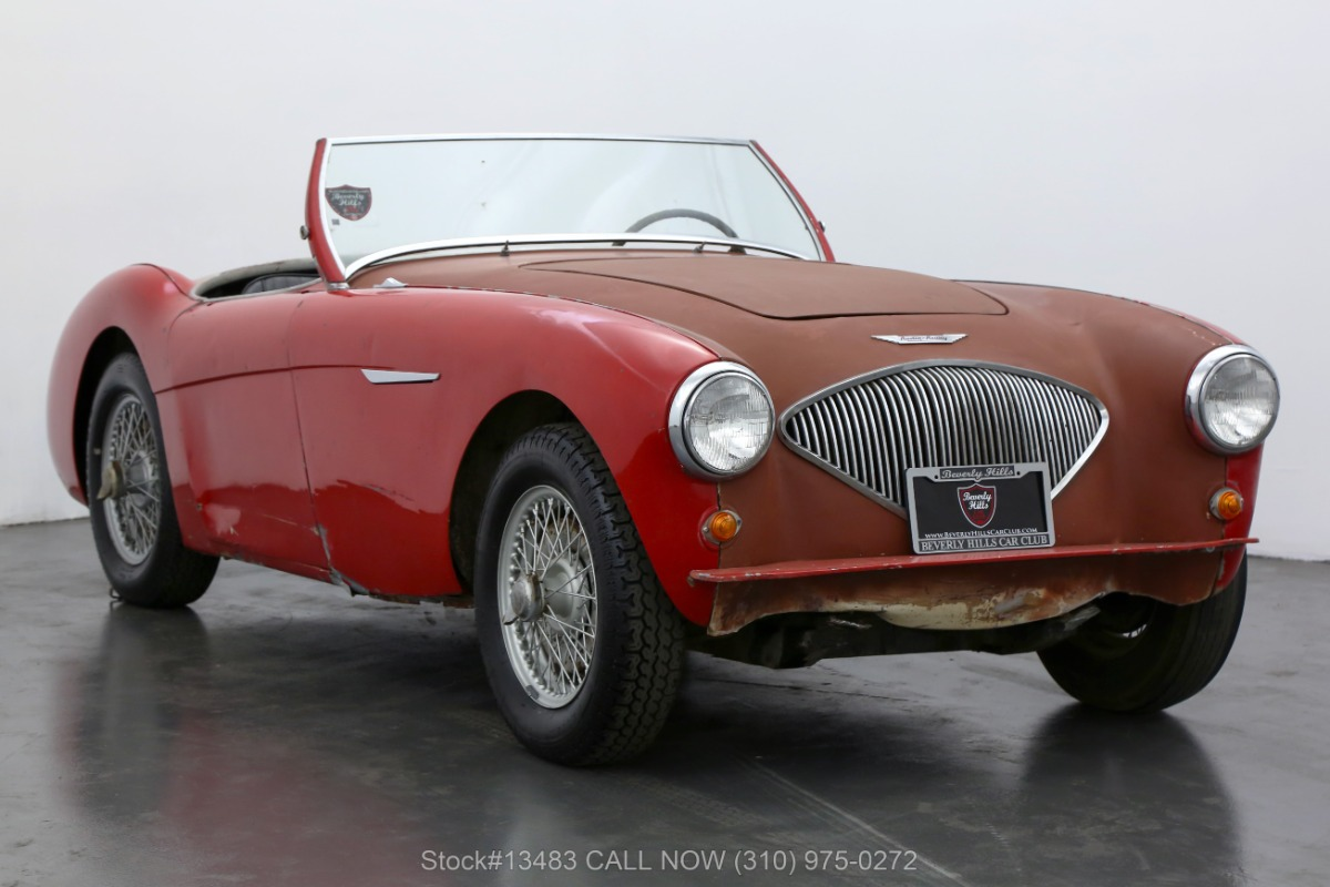 1954 Austin-Healey 100-4 Convertible Sports Car