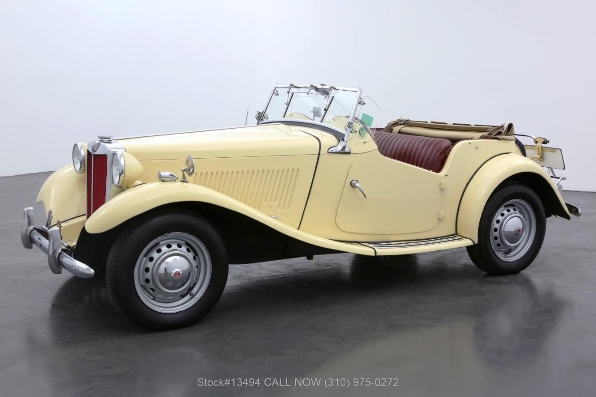 Used 1953 MG TD  | Los Angeles, CA