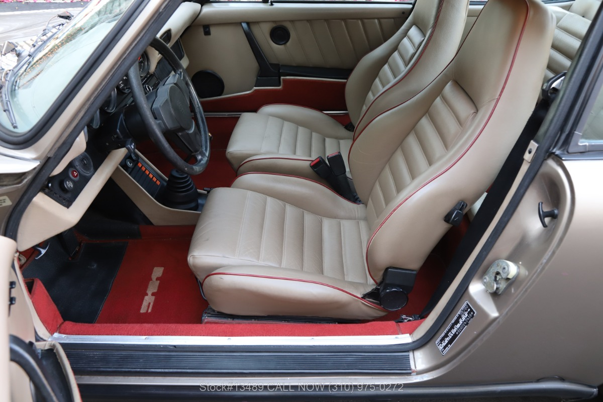 Used 1980 Porsche 911SC Weissach Coupe | Los Angeles, CA