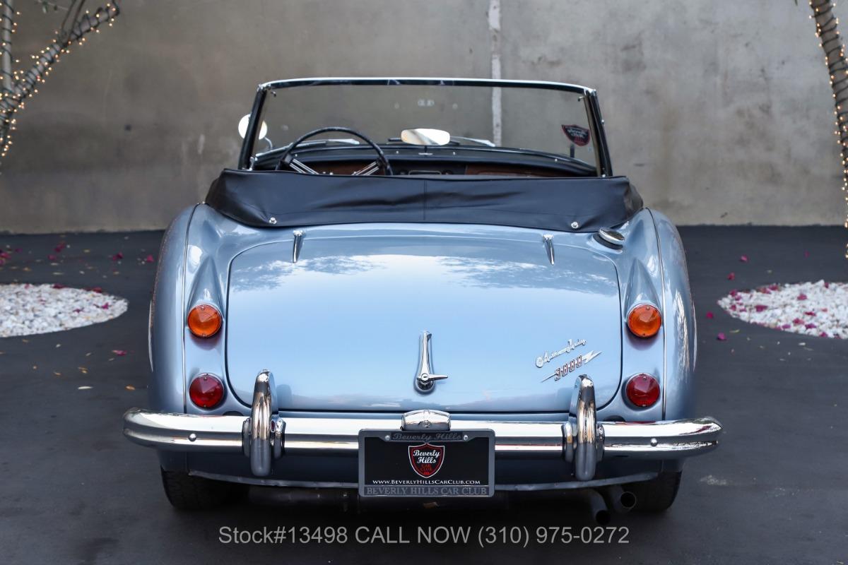 Used 1966 Austin-Healey 3000 BJ8 Convertible Sports Car   Los Angeles, CA