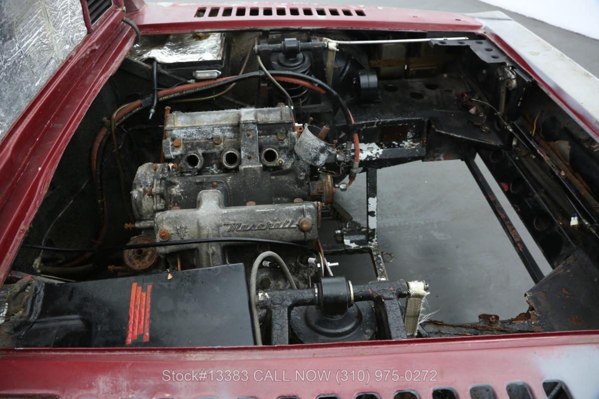 Used 1977 Maserati Merak SS  | Los Angeles, CA