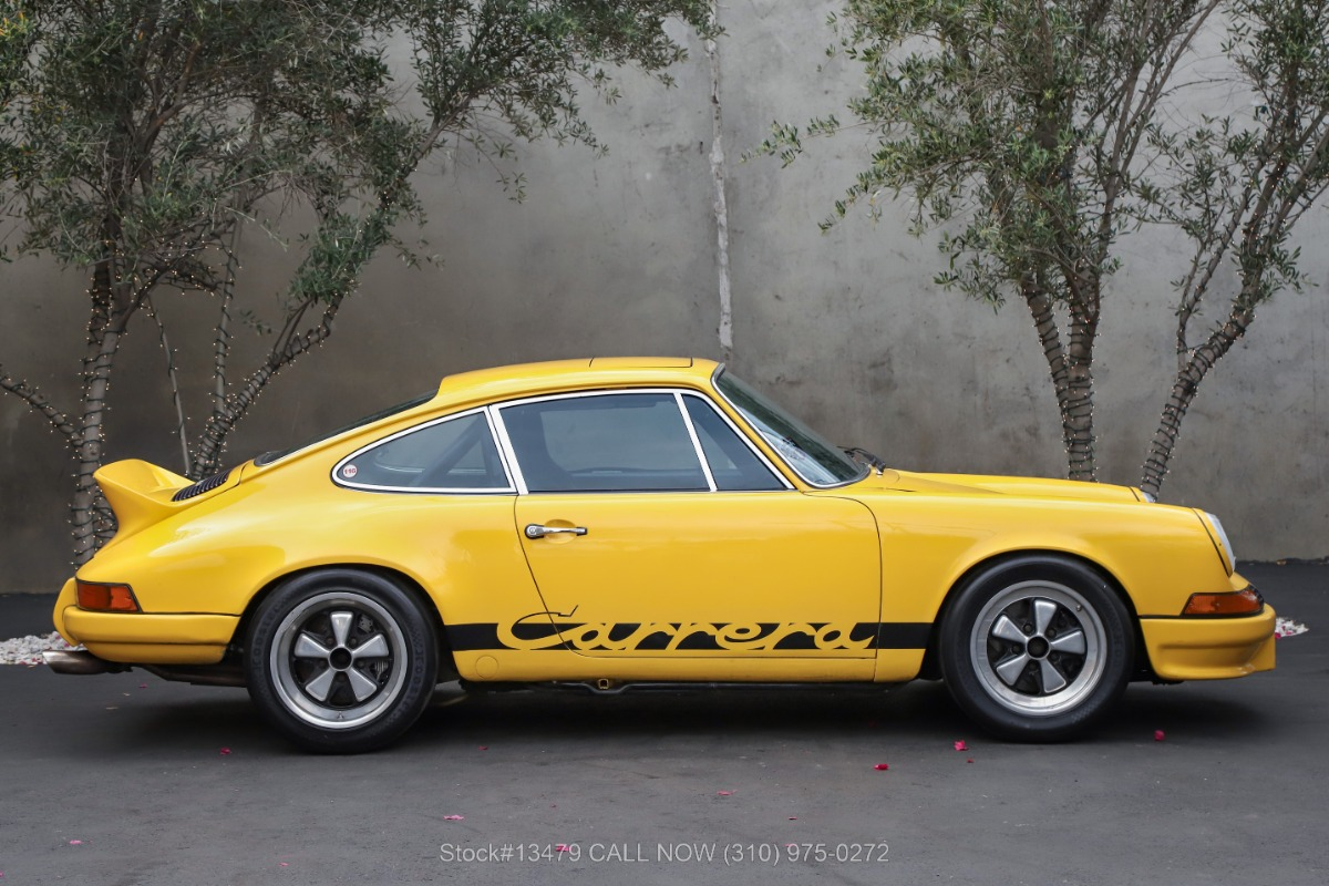 Used 1973 Porsche 911S Sunroof Coupe RS Tribute | Los Angeles, CA
