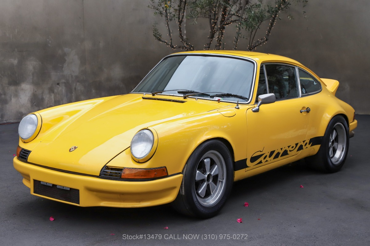 Used 1973 Porsche 911S Sunroof Coupe RS Tribute   Los Angeles, CA