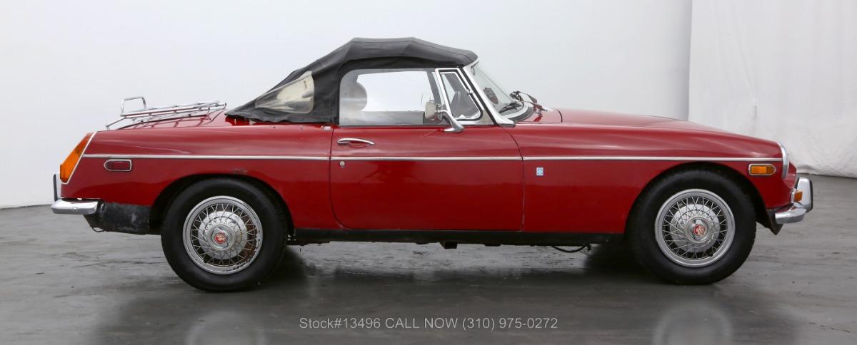 Used 1971 MG B Roadster | Los Angeles, CA