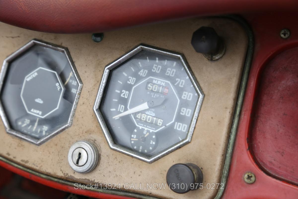 Used 1954 MG TF 1500    Los Angeles, CA