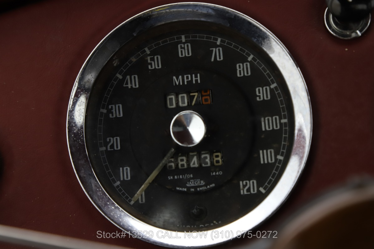 Used 1958 MG A Coupe | Los Angeles, CA