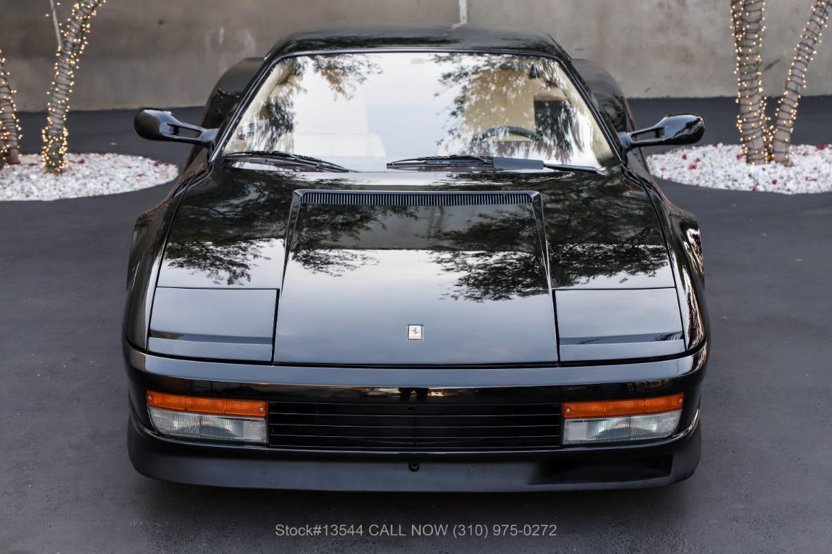 Used 1989 Ferrari Testarossa    Los Angeles, CA