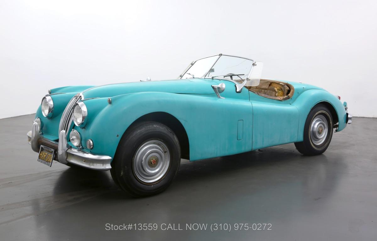 Used 1956 Jaguar XK140MC Roadster   Los Angeles, CA