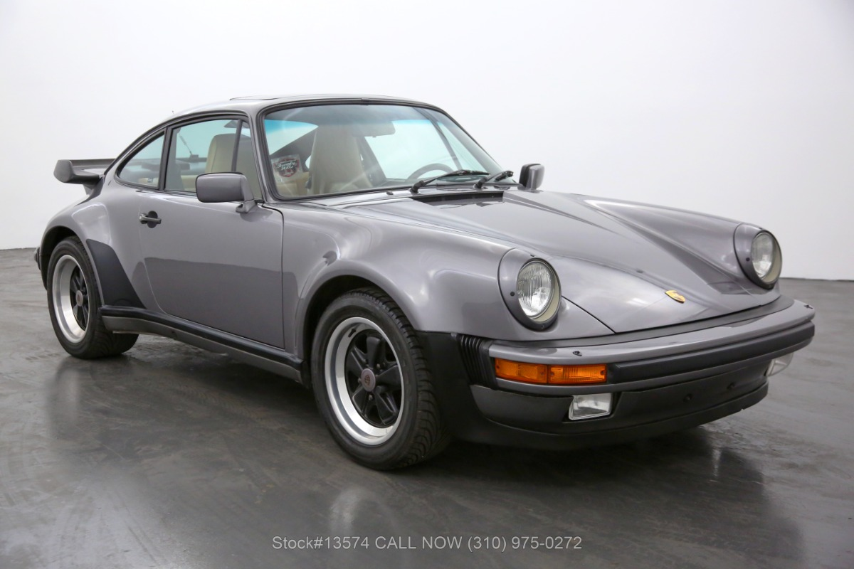 Used 1986 Porsche Carrera Coupe Turbo Look M491 | Los Angeles, CA