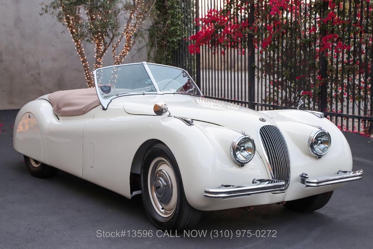 Used 1952 Jaguar XK120 Roadster | Los Angeles, CA