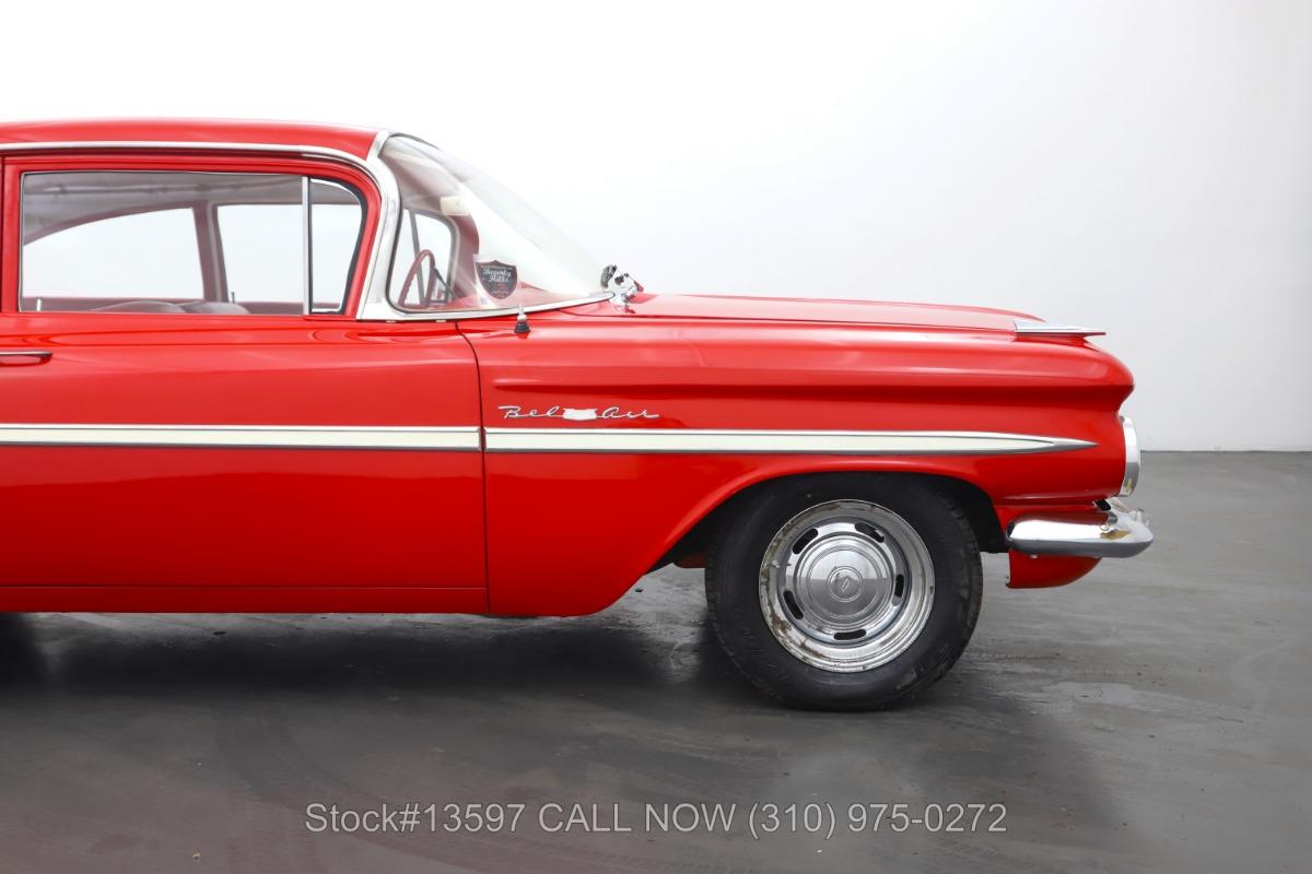 Used 1959 Chevrolet Bel Air  | Los Angeles, CA