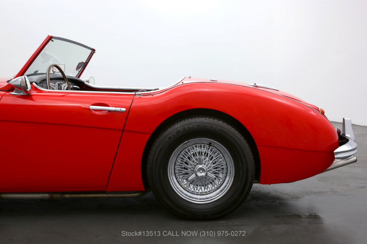 Used 1962 Austin-Healey 3000 Convertible Sports Car | Los Angeles, CA