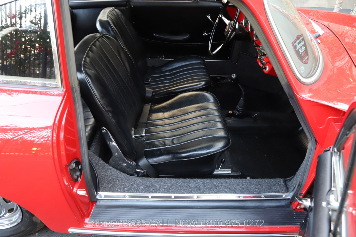 Used 1964 Porsche 356C Factory Sunroof Coupe | Los Angeles, CA