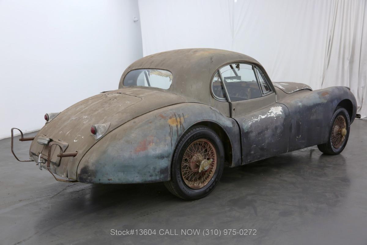 Used 1953 Jaguar XK120 Fixed Head Coupe | Los Angeles, CA