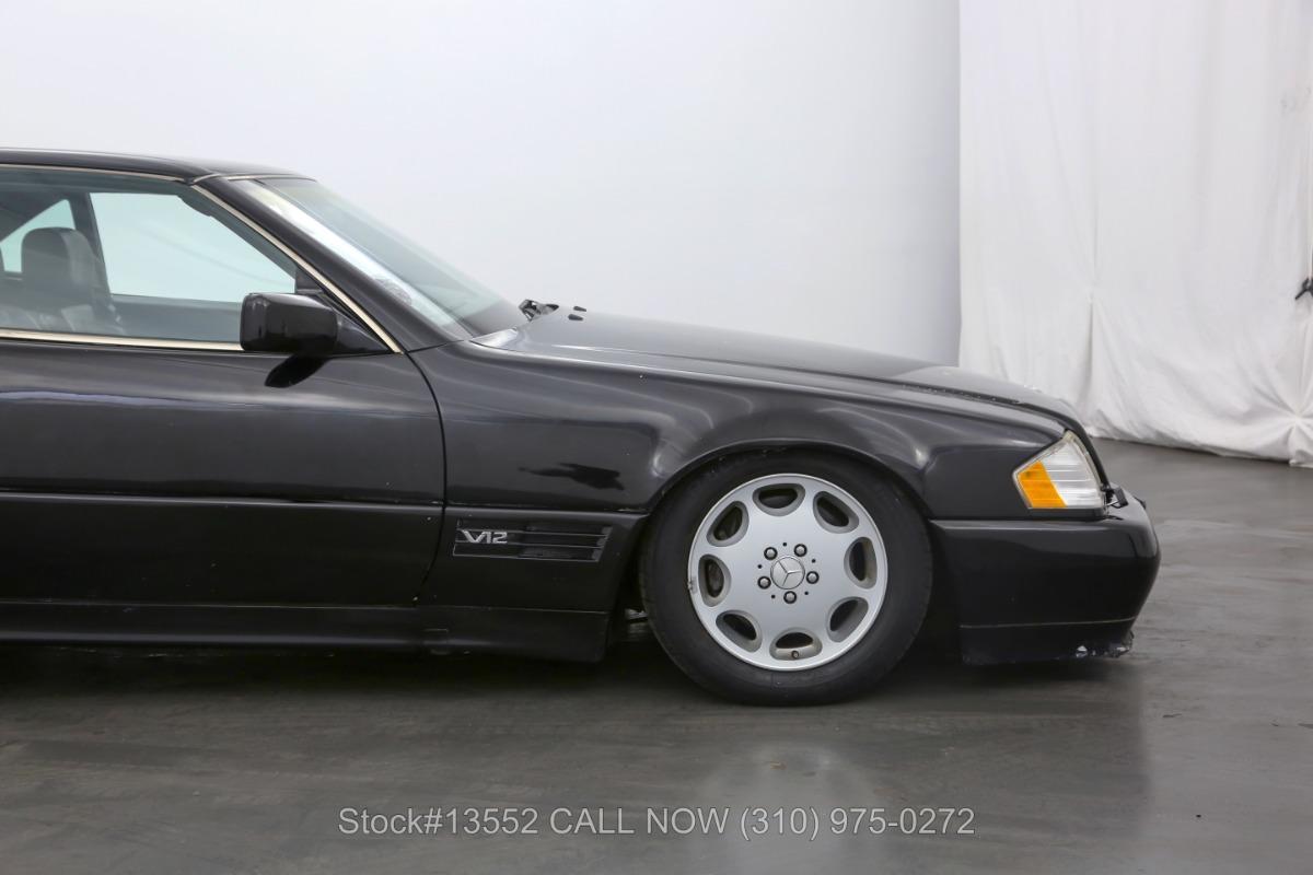 Used 1995 Mercedes-Benz SL600 V12  | Los Angeles, CA
