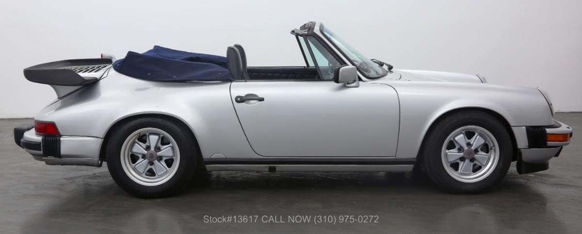 Used 1988 Porsche Carrera Cabriolet | Los Angeles, CA