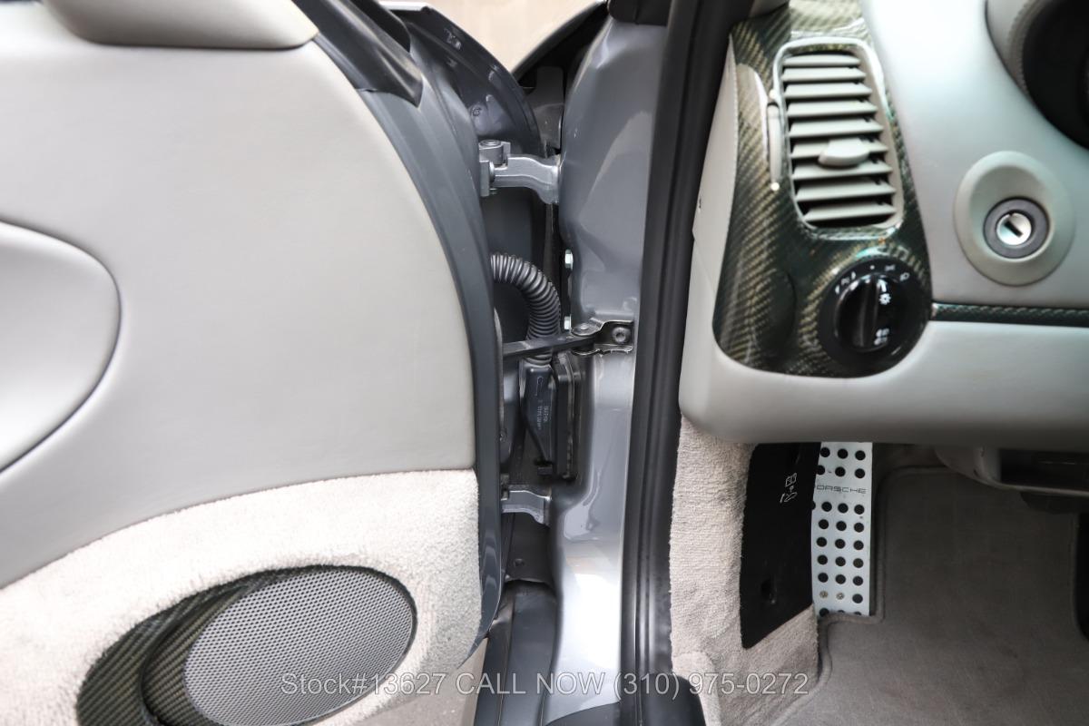 Used 2001 Porsche 911 Turbo Coupe | Los Angeles, CA