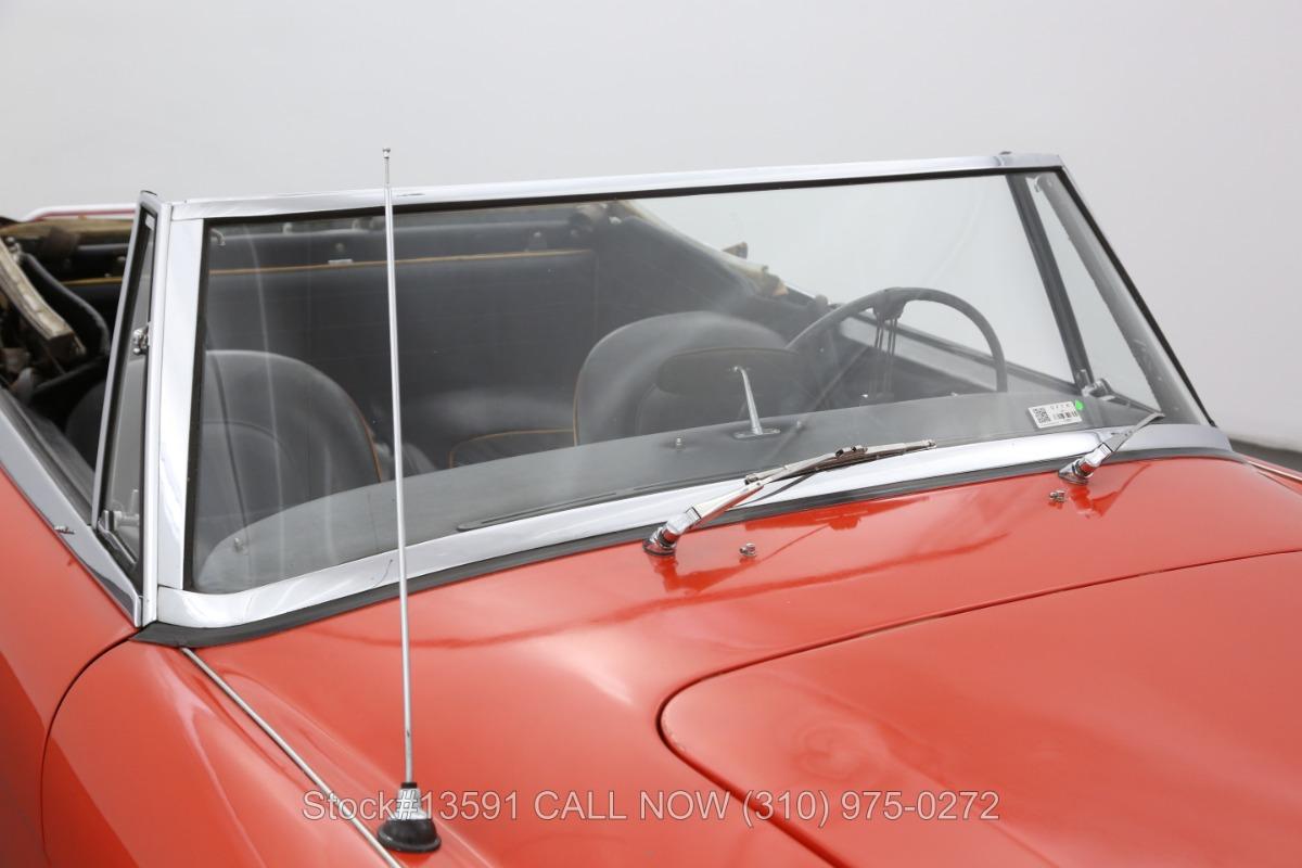 Used 1966 Austin-Healey 3000 BJ8 Convertible Sports Car | Los Angeles, CA
