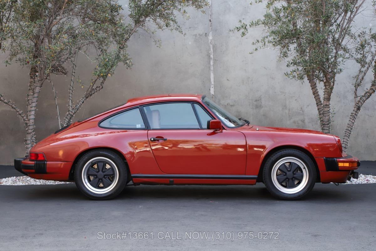 Used 1983 Porsche 911SC Coupe   Los Angeles, CA