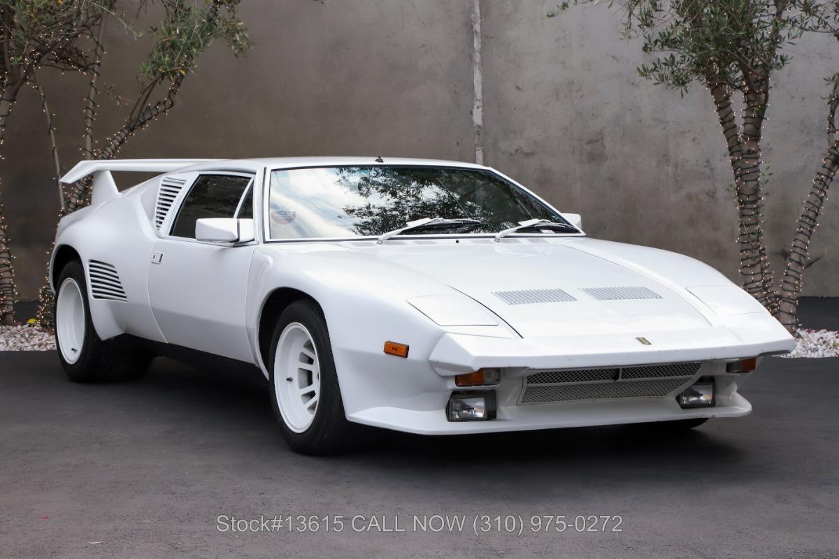 1988 DeTomaso Pantera GT5-S