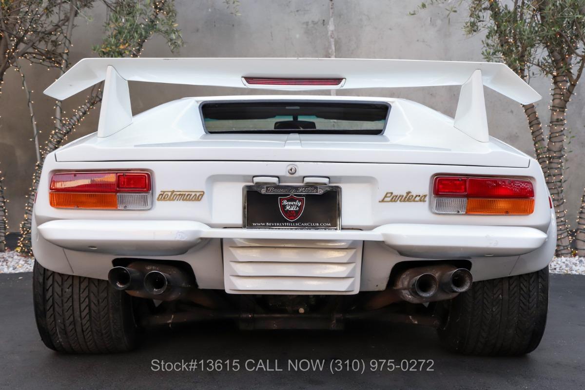 Used 1988 DeTomaso Pantera GT5-S  | Los Angeles, CA