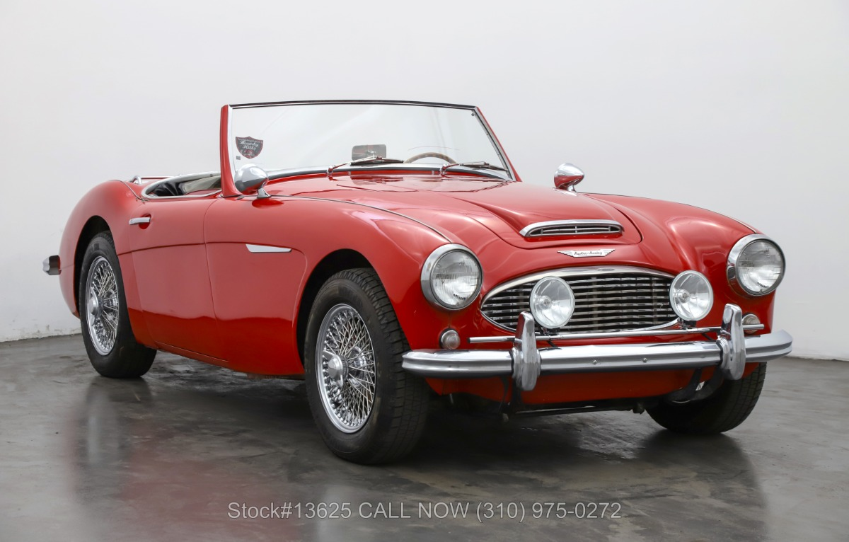 1960 Austin-Healey 3000 BN7 Convertible Sports Car