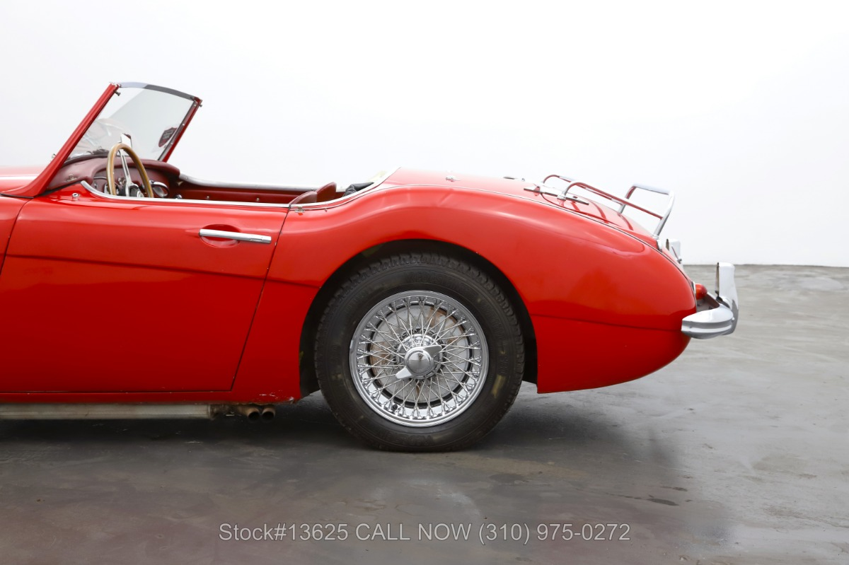 Used 1960 Austin-Healey 3000 BN7 Convertible Sports Car | Los Angeles, CA