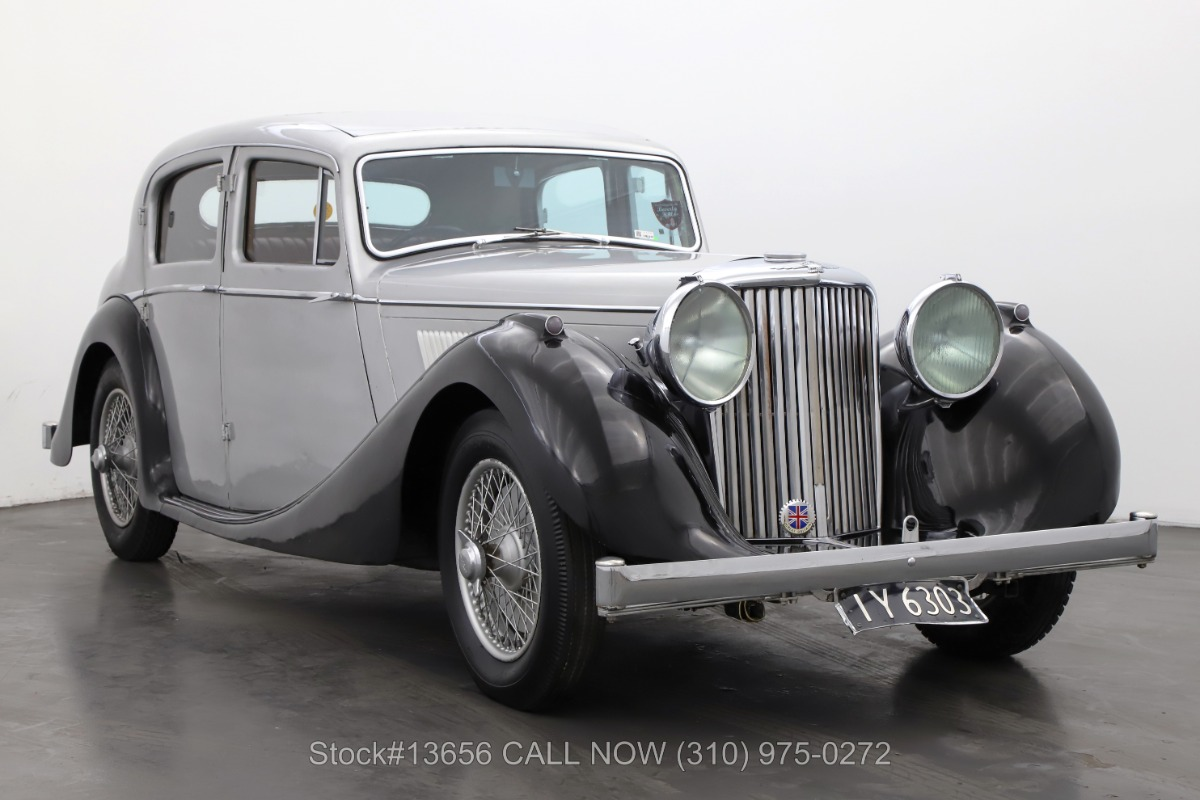 1948 Jaguar Mark IV Saloon