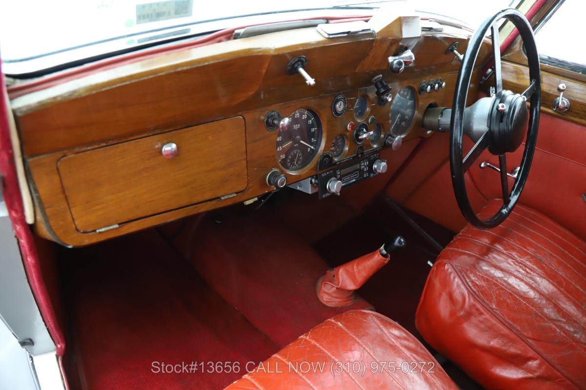 Used 1948 Jaguar Mark IV Saloon   Los Angeles, CA