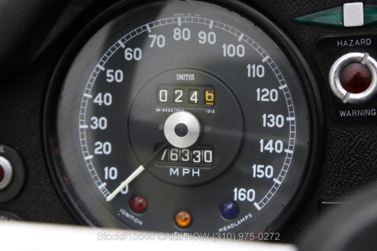Used 1972 Jaguar XKE V12 Roadster   Los Angeles, CA