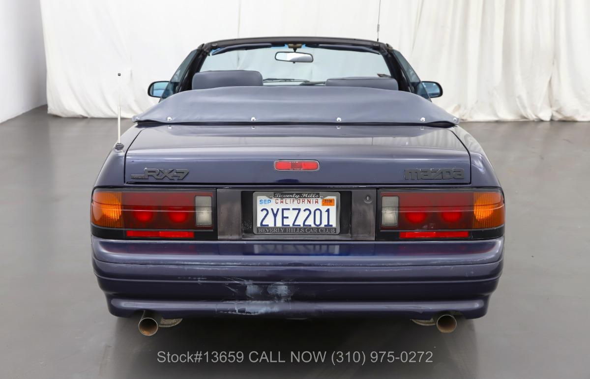 Used 1991 Mazda RX-7 Convertible   Los Angeles, CA