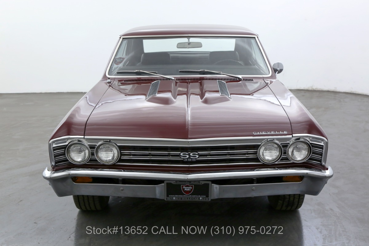 Used 1967 Chevrolet Chevelle SS 396 4-speed    Los Angeles, CA