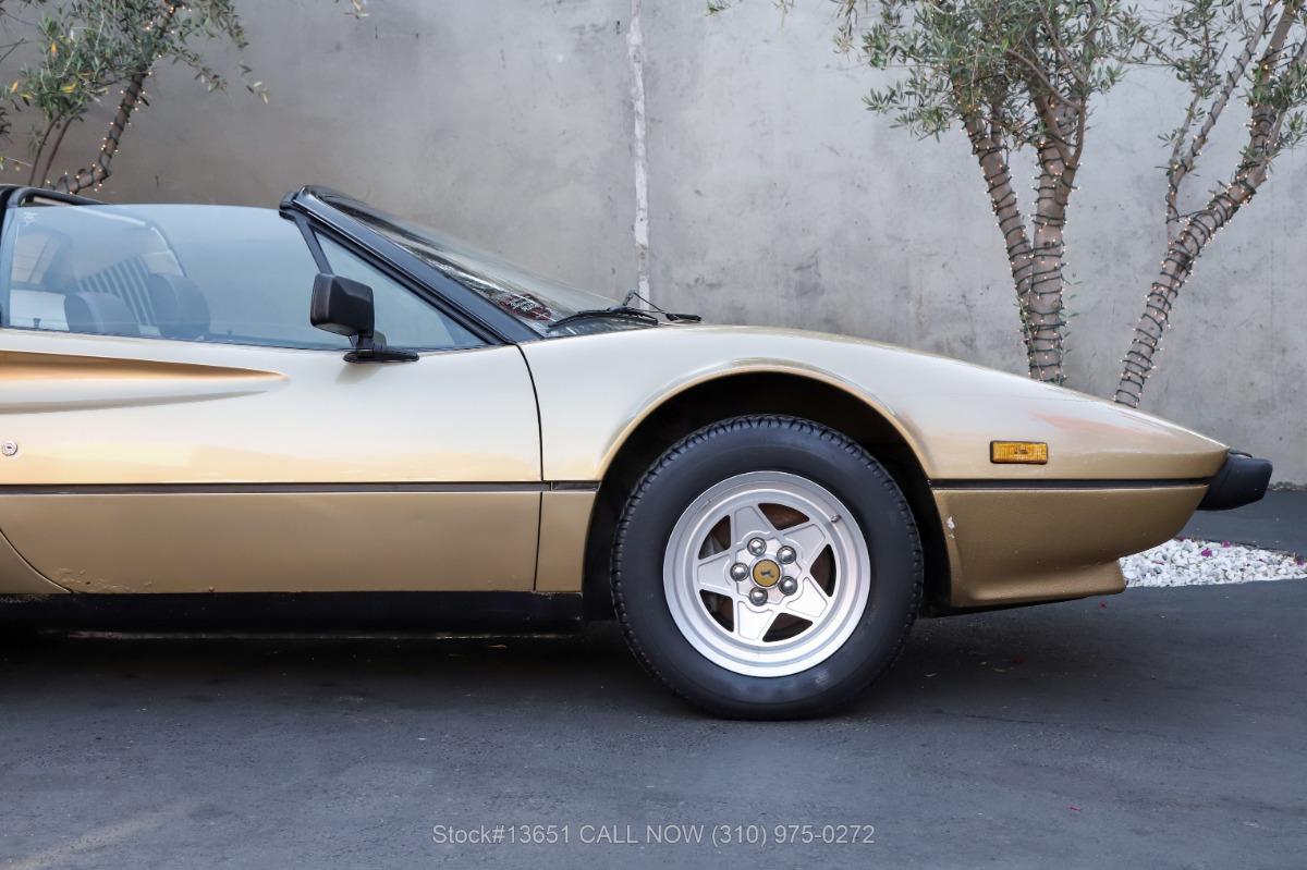 Used 1981 Ferrari 308GTSi    Los Angeles, CA