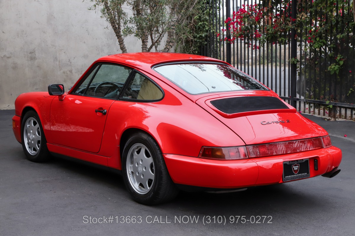 Used 1990 Porsche 964 Carrera 2 Coupe | Los Angeles, CA
