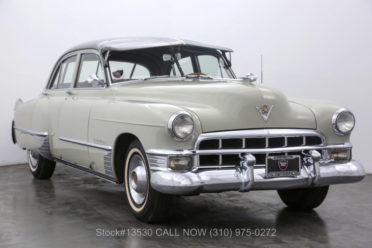 1949 Cadillac Series 61 4-Door Sedan