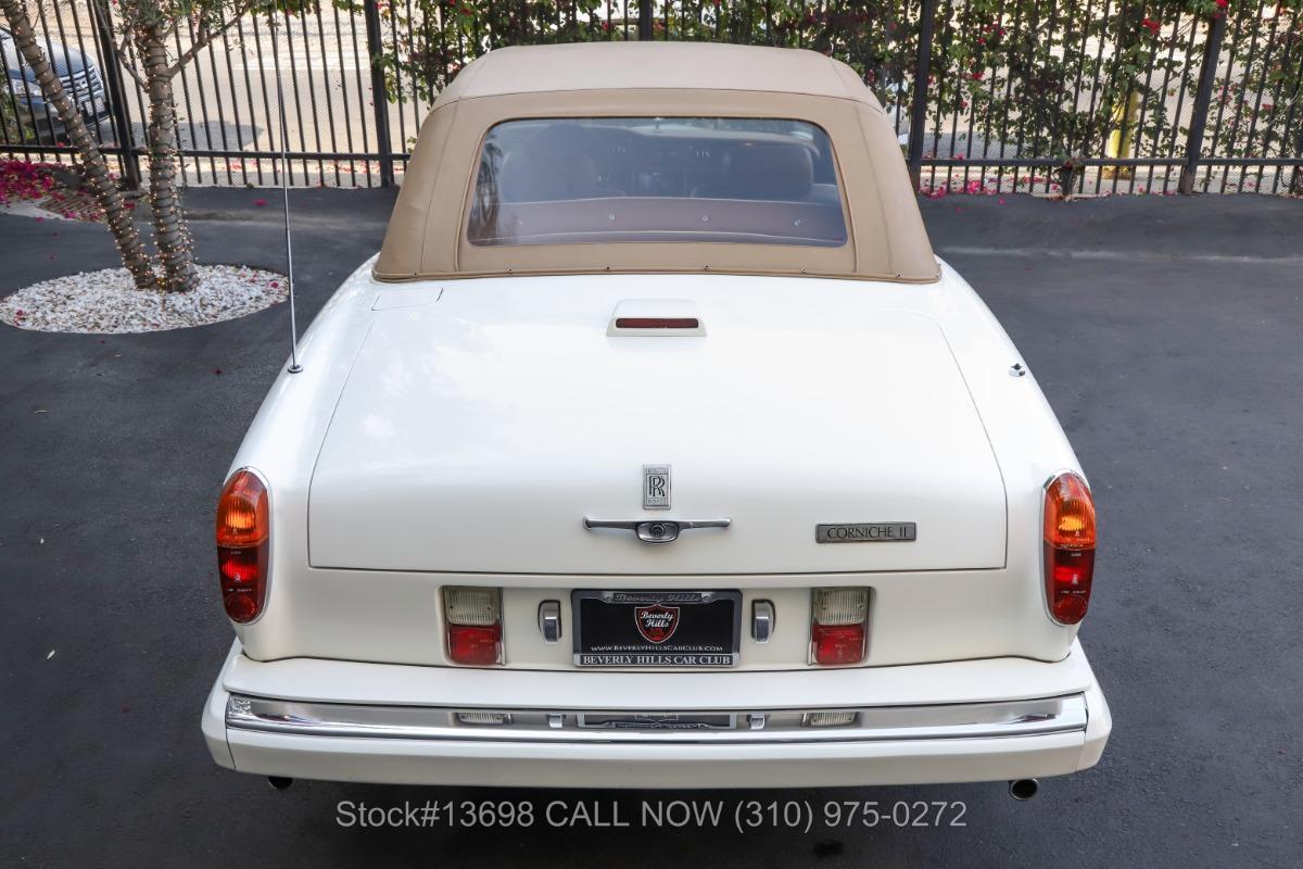 Used 1987 Rolls Royce Corniche II    Los Angeles, CA