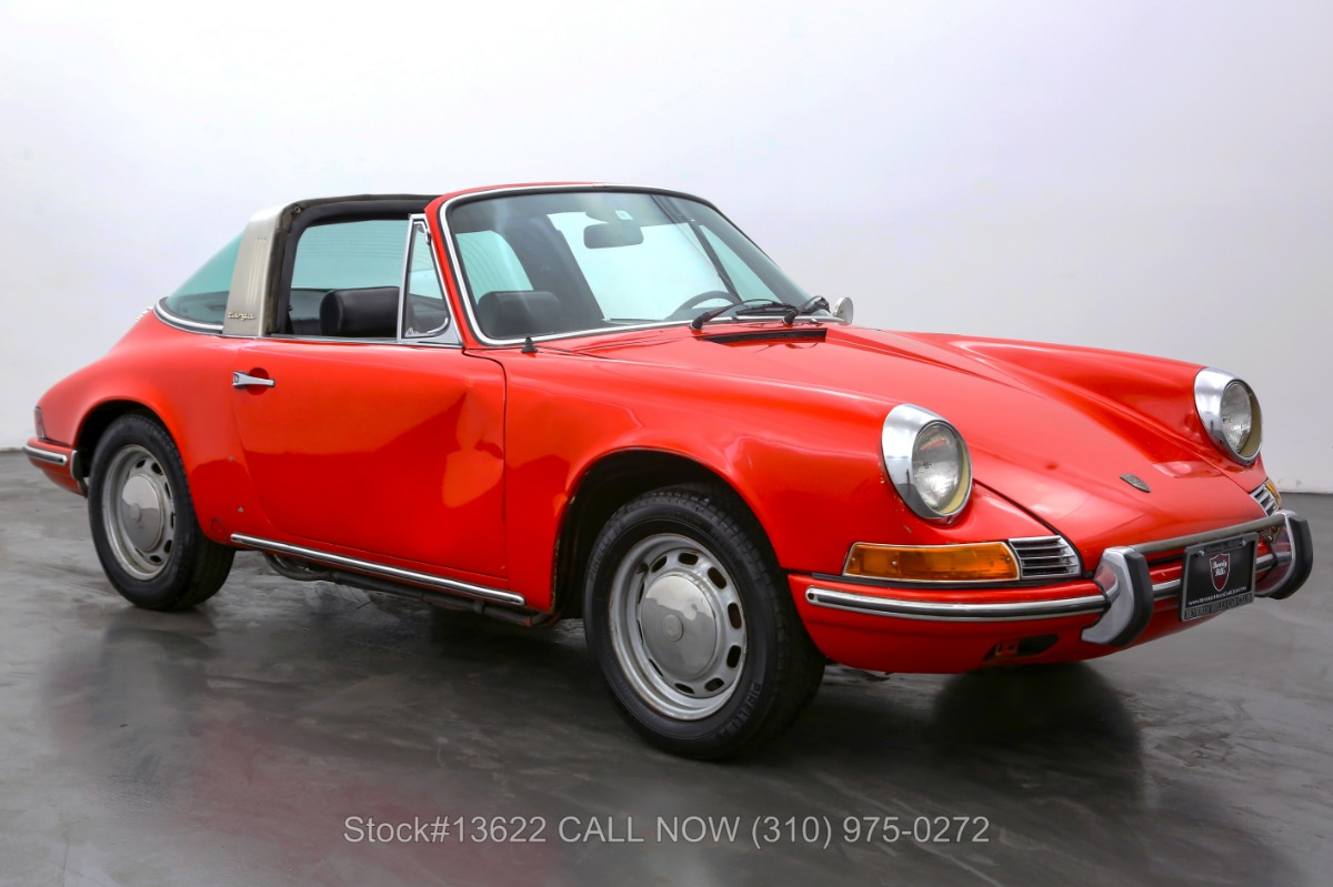 Used 1969 Porsche 912 Long Wheel Base Targa | Los Angeles, CA