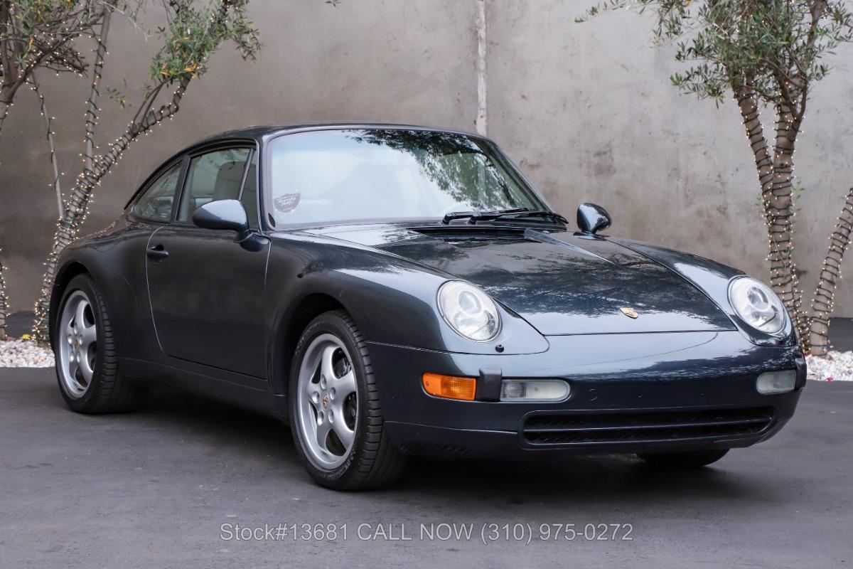 1996 Porsche 993 Carrera Coupe